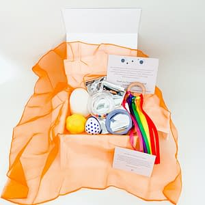 New baby gift, sensory toys for babies
