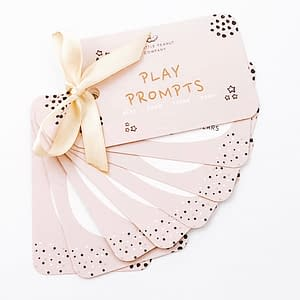 SET OF PLAY PROMPT CARDS