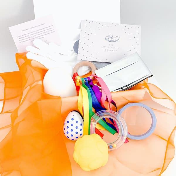 Baby Sensory Gift Set