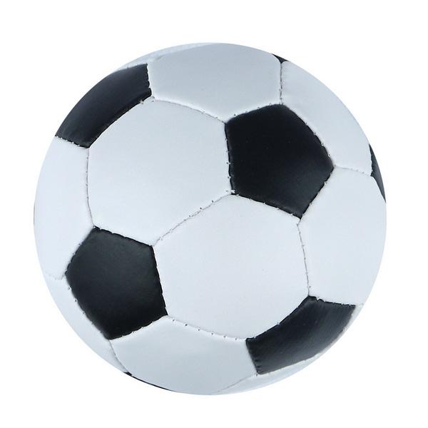 black and white soft ball