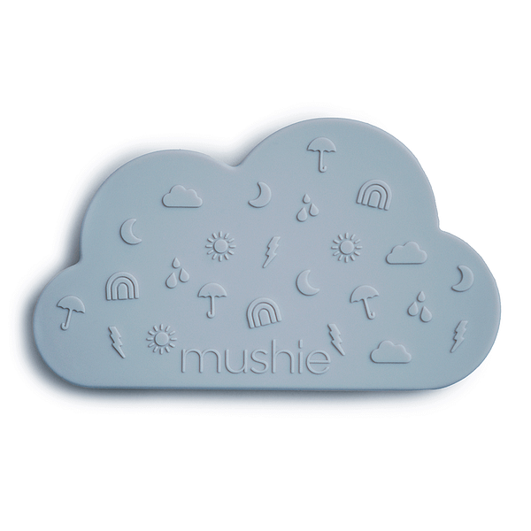 Cloud silicone teether