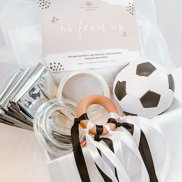 Monochrome Sensory Gift Box for babies
