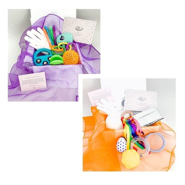 The Ultimate Baby Sensory Gift Bundle