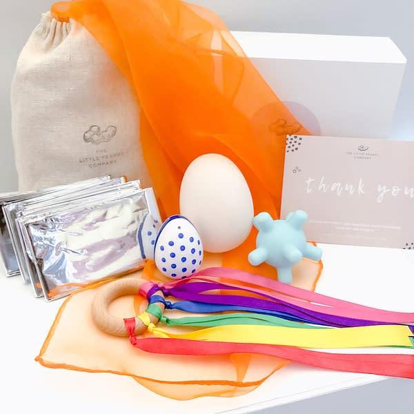 Rainbow Sensory Bag