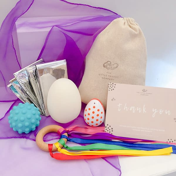 Colourful Sensory Toys for babies