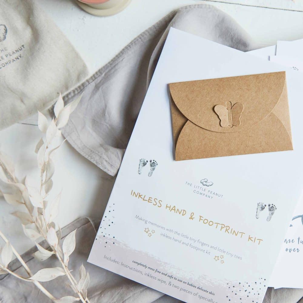 Inkless Footprint Kit for Babies